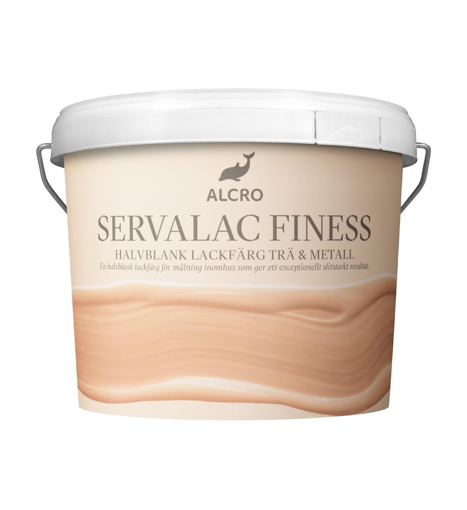 Alcro Servalac Finess