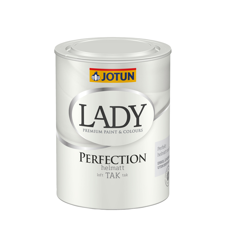 Jotun LADY Perfection Takfärg