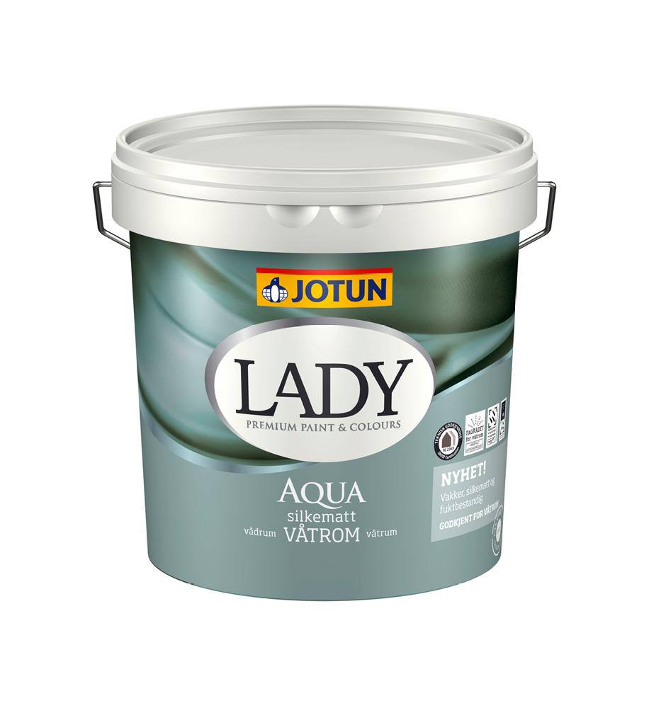 Jotun LADY Aqua Våtrumsfärg