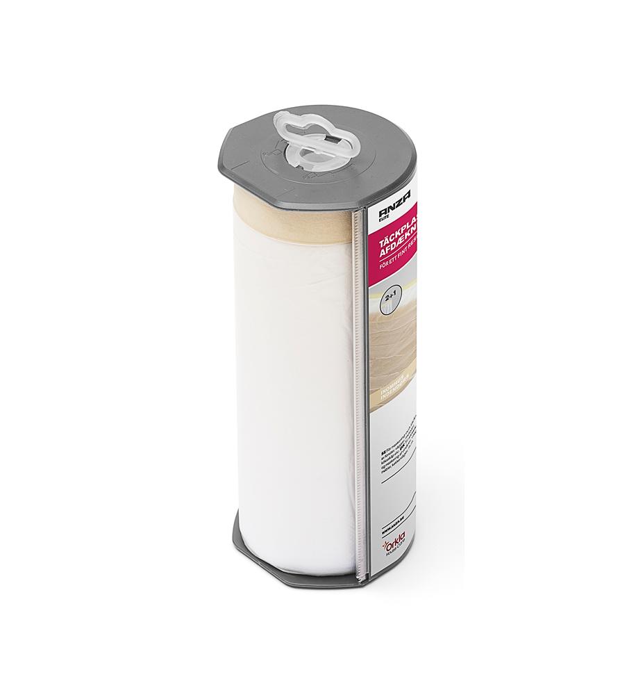 Anza Elite Täckplast inomhus med dispenser