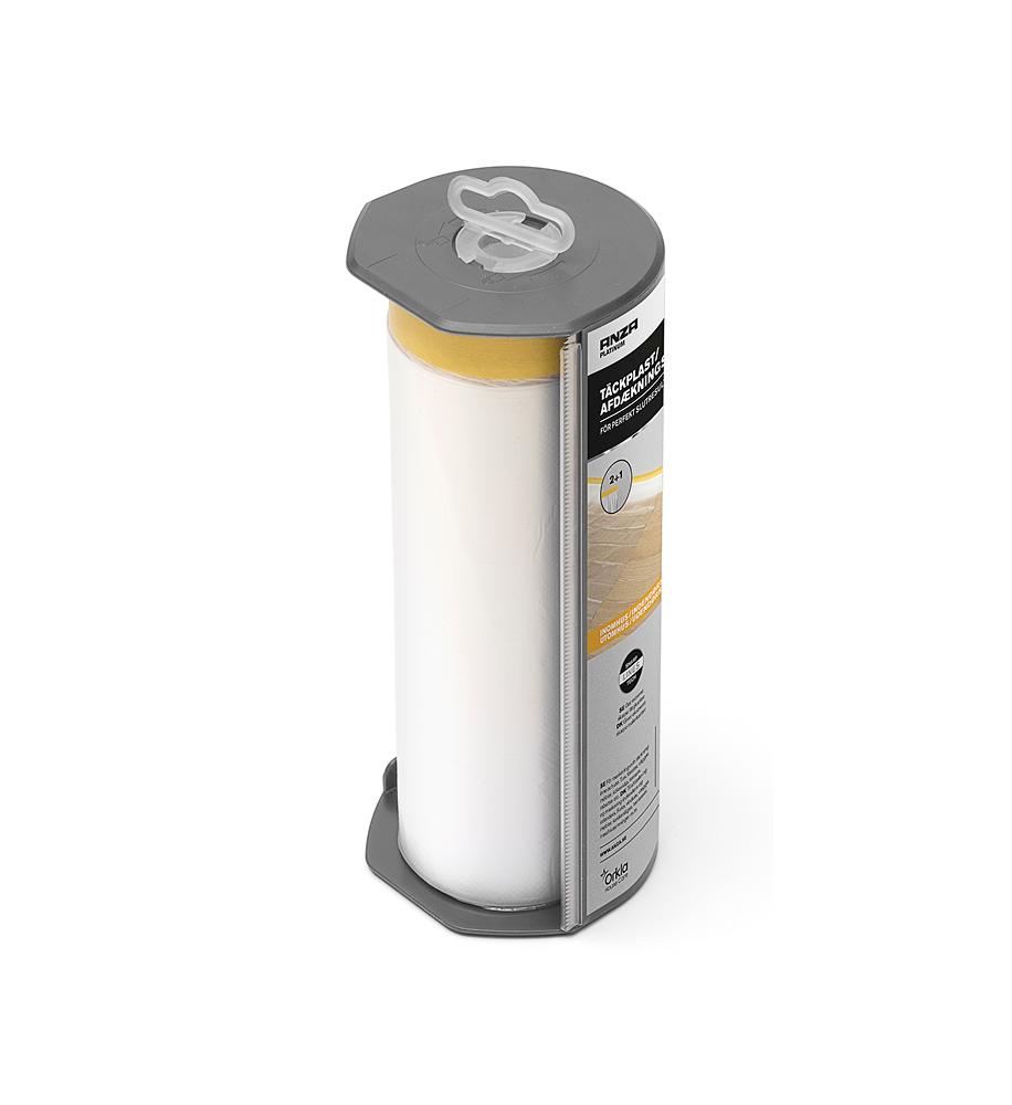 Anza Platinum Täckplast inomhus / utomhus med dispenser