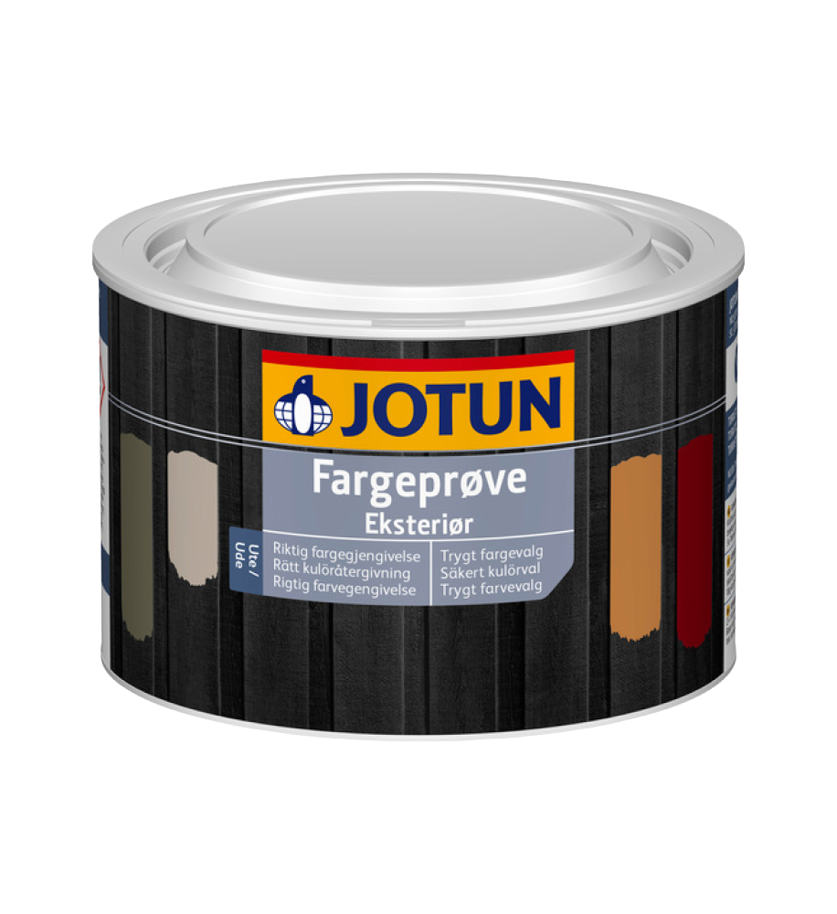 Jotun Kulörprov burk 0,45 Utomhus