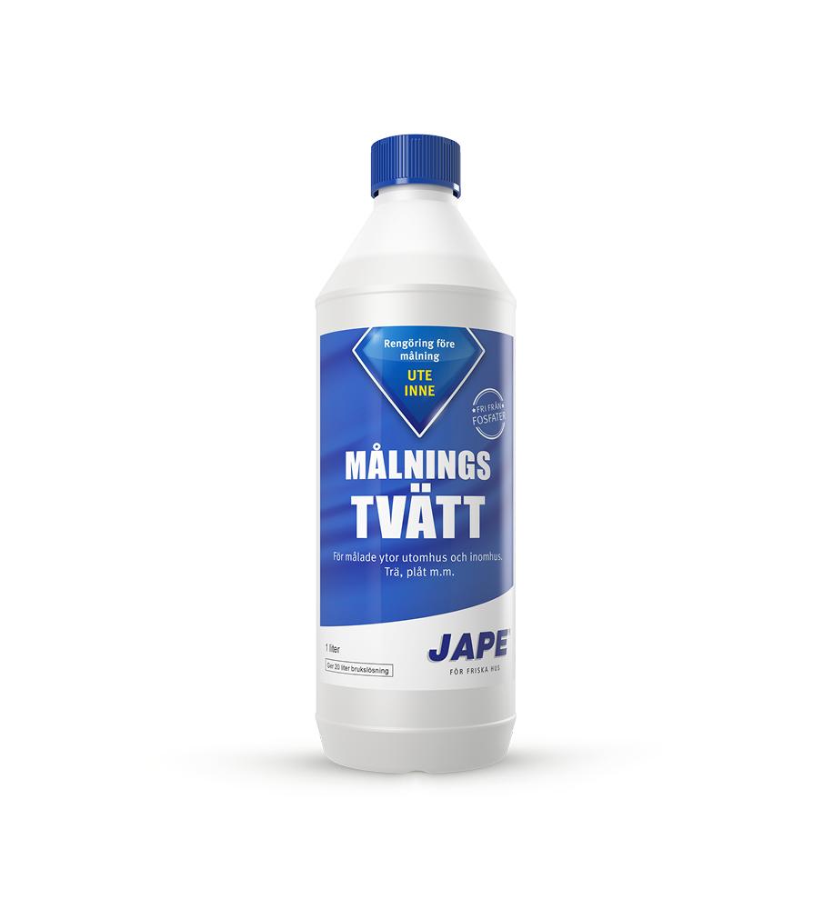 Jape Målningstvätt