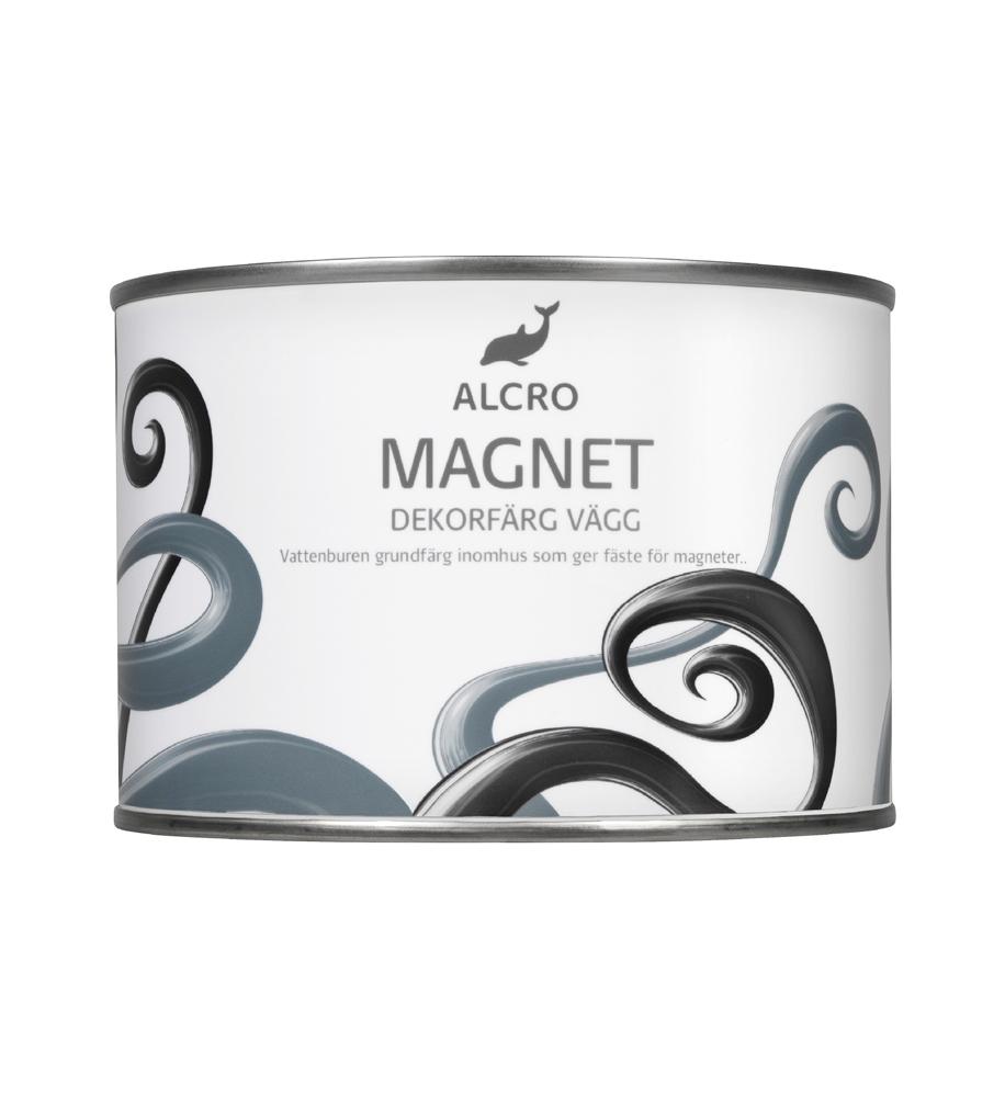 Alcro Magnet Grundfärg
