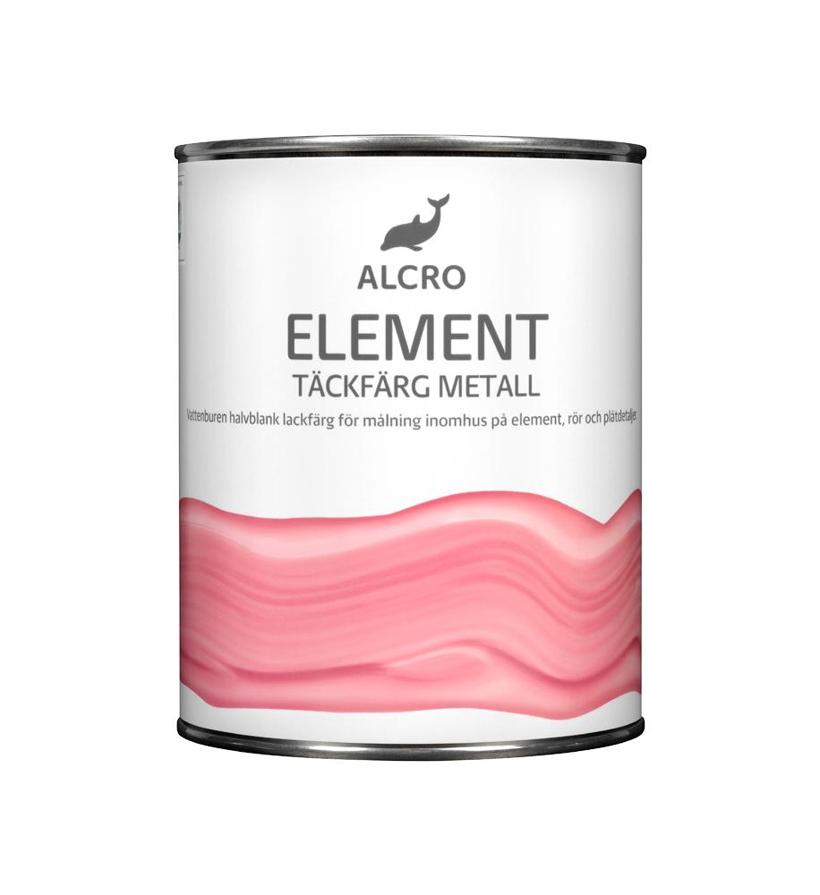 Alcro Element Täckfärg metall