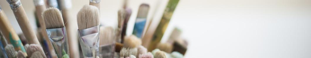 Hitta rätt pensel till ditt projekt